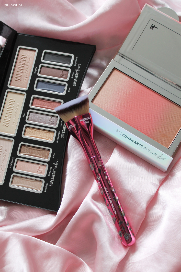 It Cosmetics make-up review