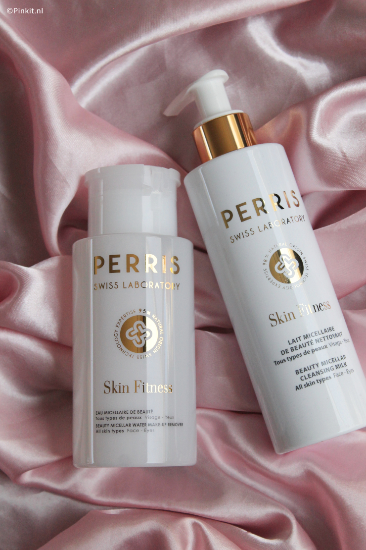 PERRIS SKIN FITNESS BEAUTY MICELLAR WATER & CLEANSING MILK
