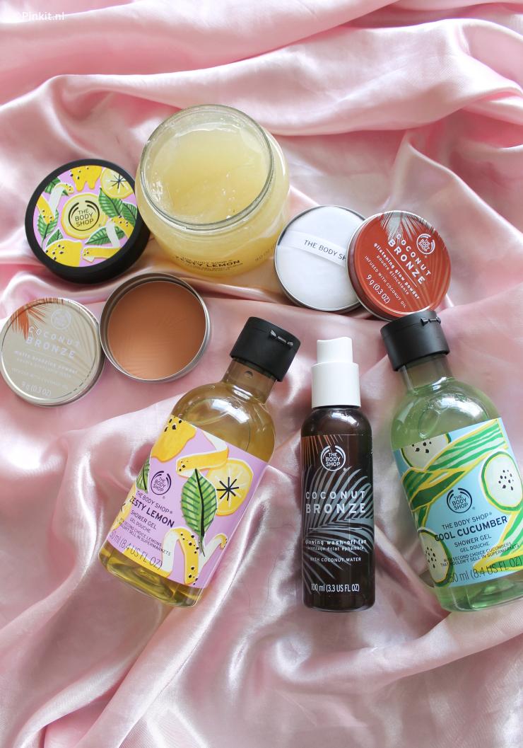 Nieuwe The Body Shop lanceringen