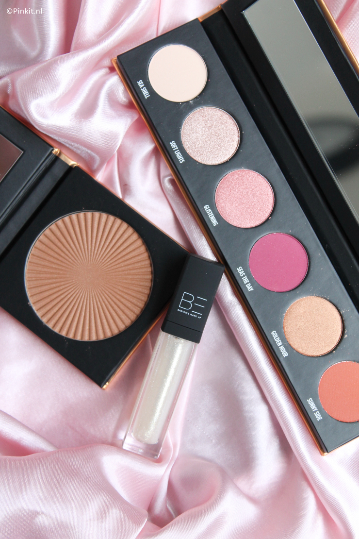 BE CREATIVE MAKE UP SUNSET SUMMER COLLECTIE 2020