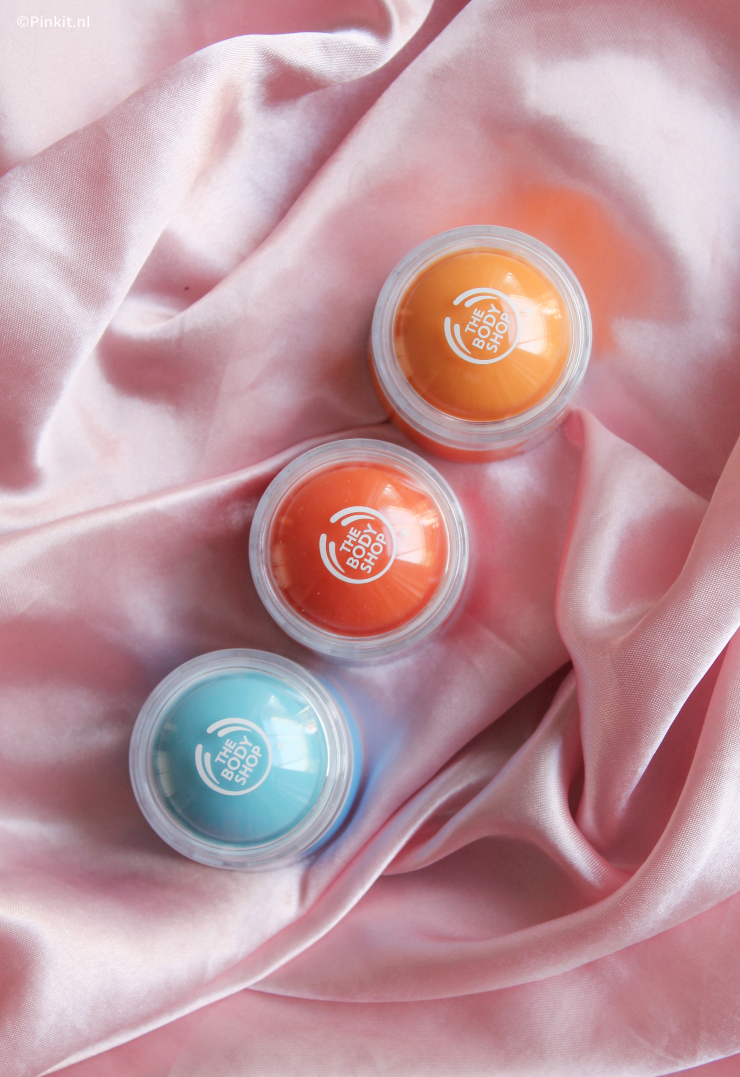 THE BODY SHOP FRAGRANCE DOME REVIEW