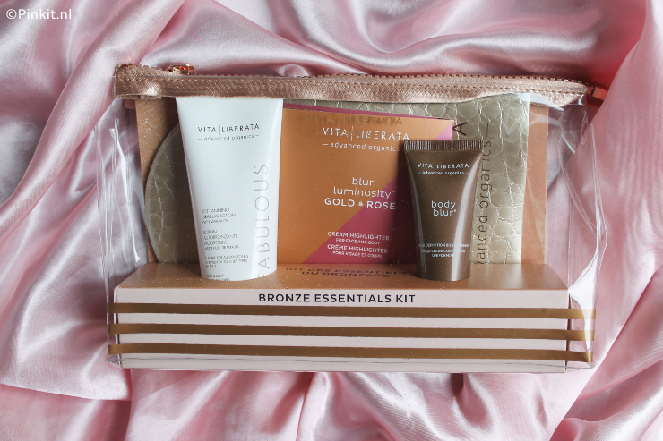 WIN | VITA LIBERATA BRONZE ESSENTIALS KIT