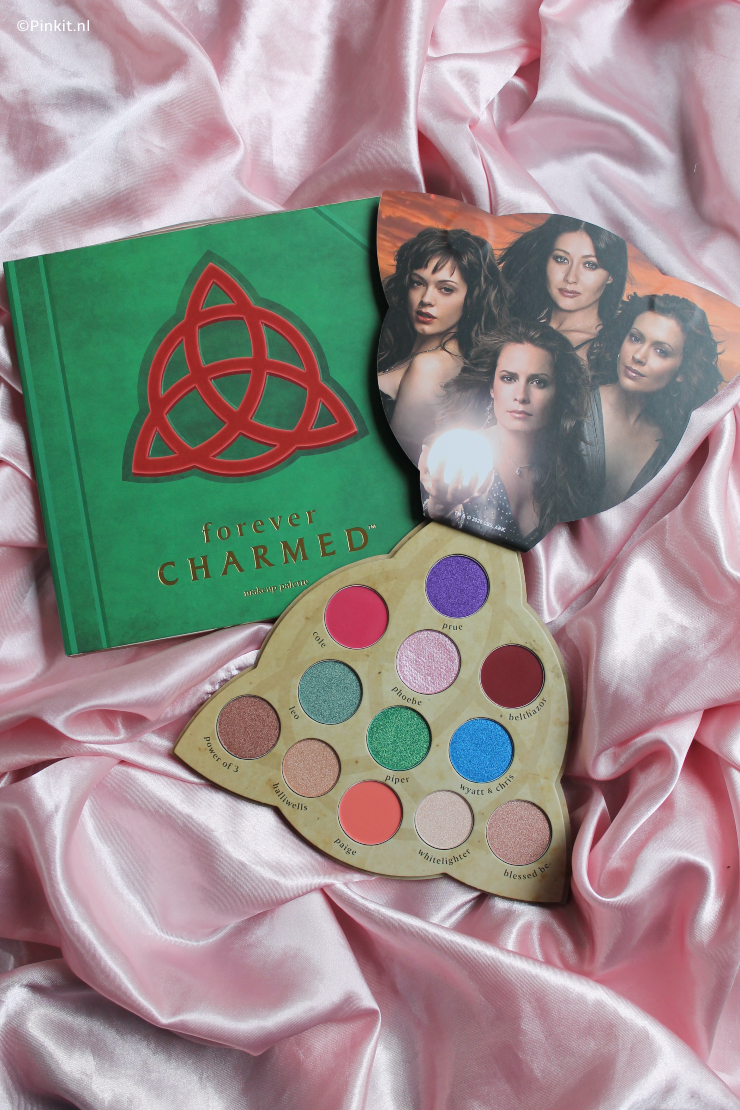SOLA LOOK CHARMED EYESHADOW PALETTE