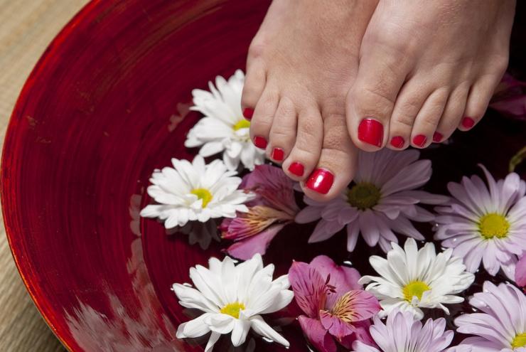 Tips voor mooie verzorgde voeten