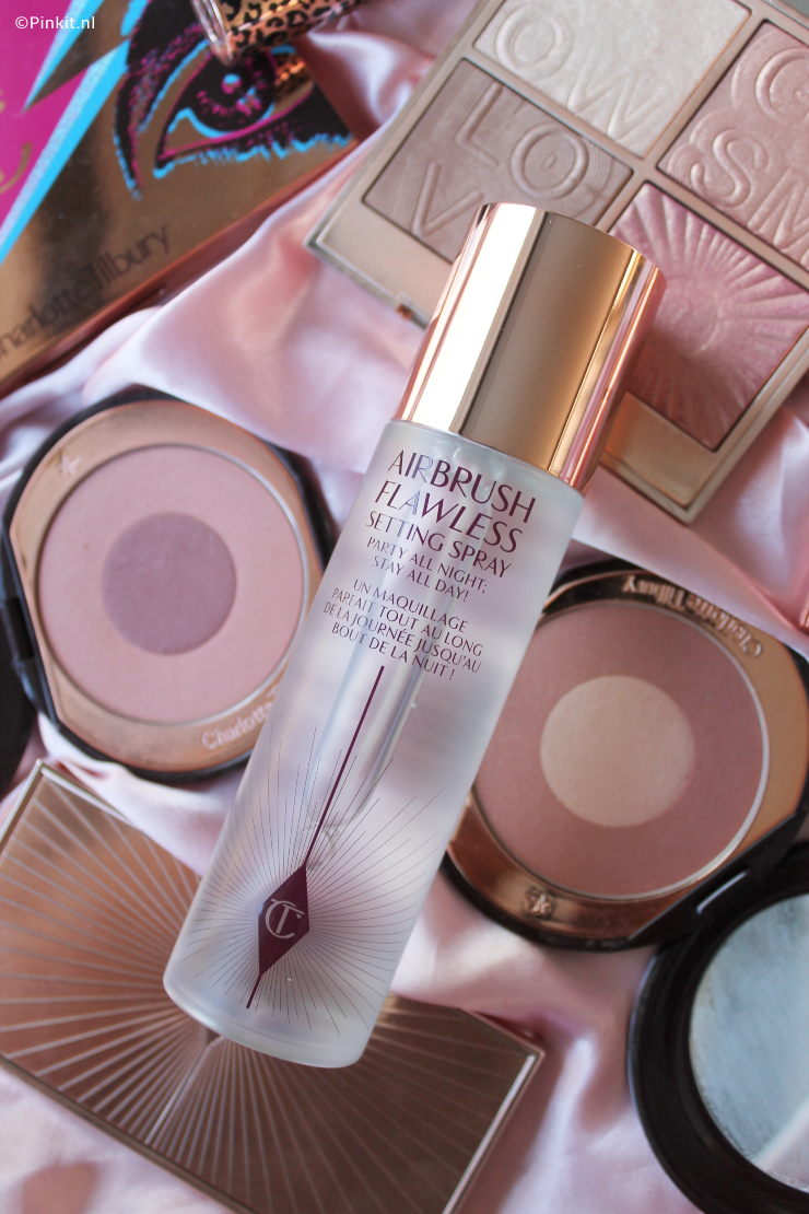 CHARLOTTE TILBURY AIRBRUSH FLAWLESS SETTING SPRAY