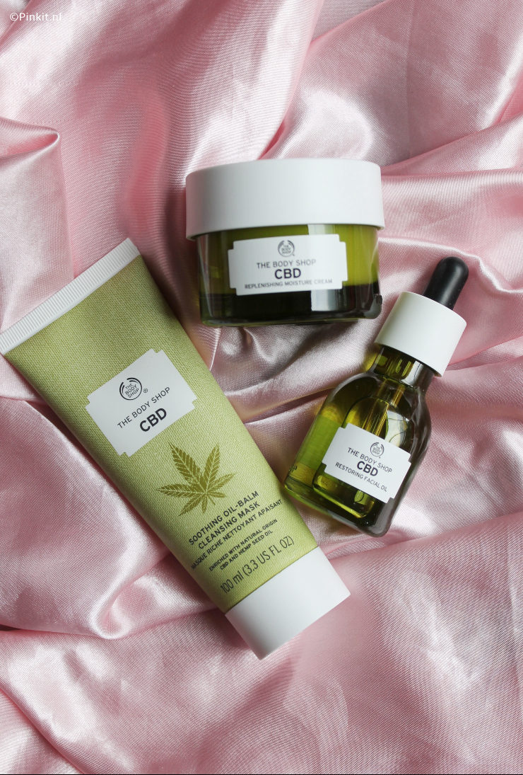 THE BODY SHOP CBD HUIDVERZORGING