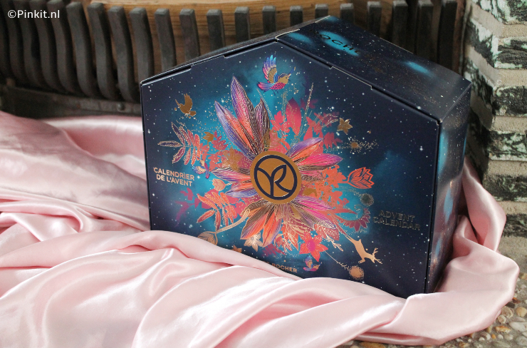 UNBOXING YVES ROCHER ADVENTSKALENDER + WIN