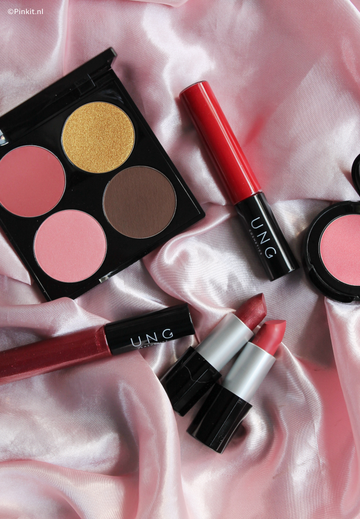 UNG COSMETICS FALL – WINTER COLLECTIE WARME LOOK