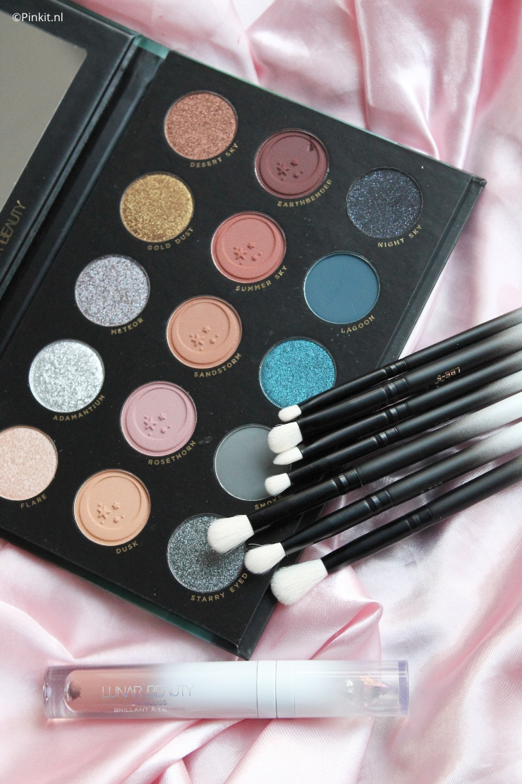 Lunar Beauty Eternal Eclipse collectie