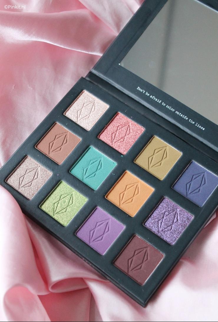 Lethal Cosmetics Velvet Dusk Eyeshadow Palette