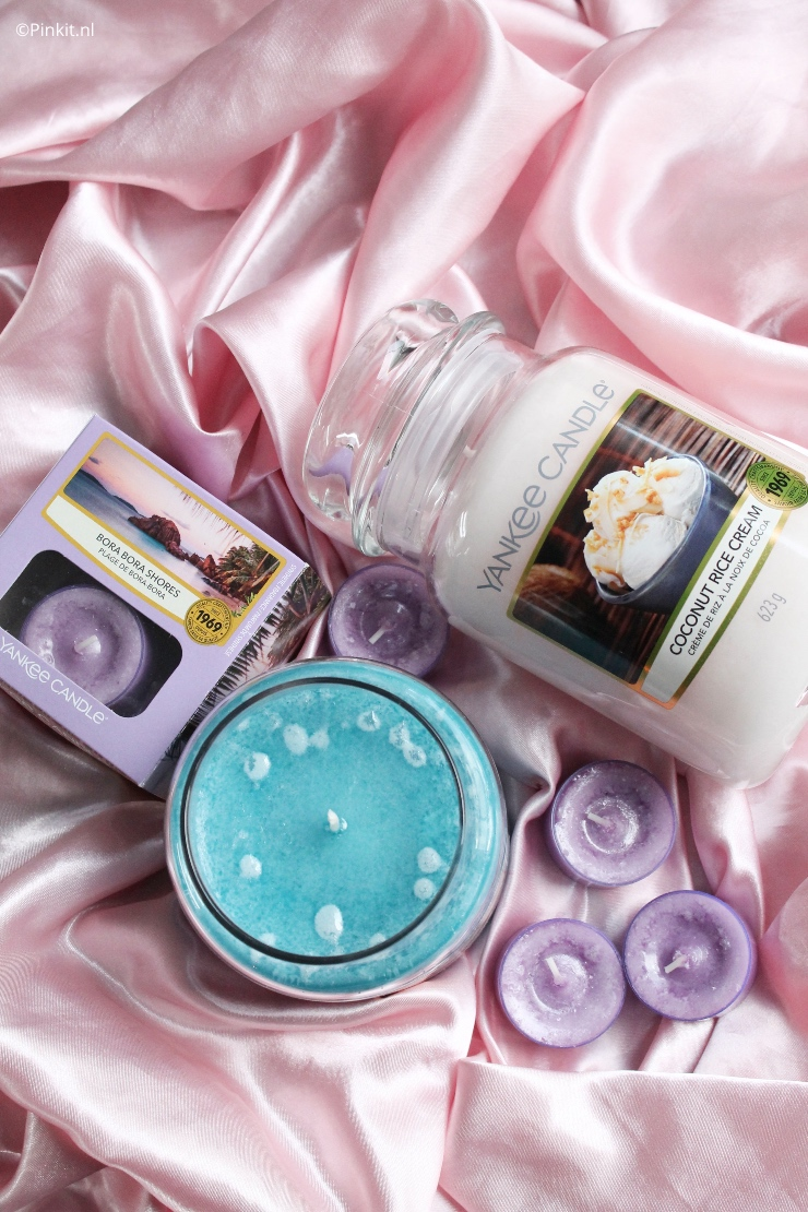 Yankee Candle The Last Paradise Collection