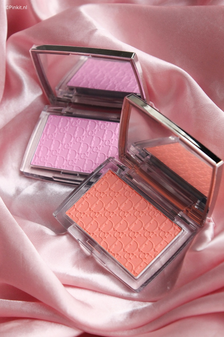 DIOR BACKSTAGE ROSY GLOW BLUSHES