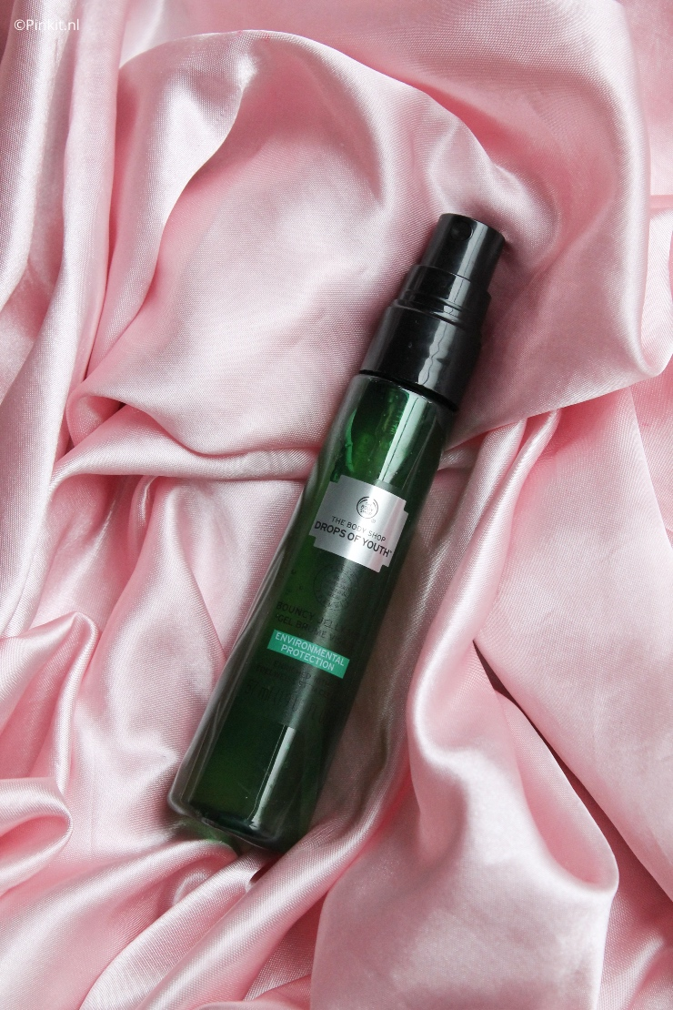 THE BODY SHOP DROPS OF YOUTH BOUNCY JELLY MIST
