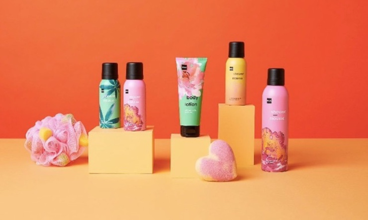 HEMA SPRING SUMMER BODYCARE COLLECTIE 2021