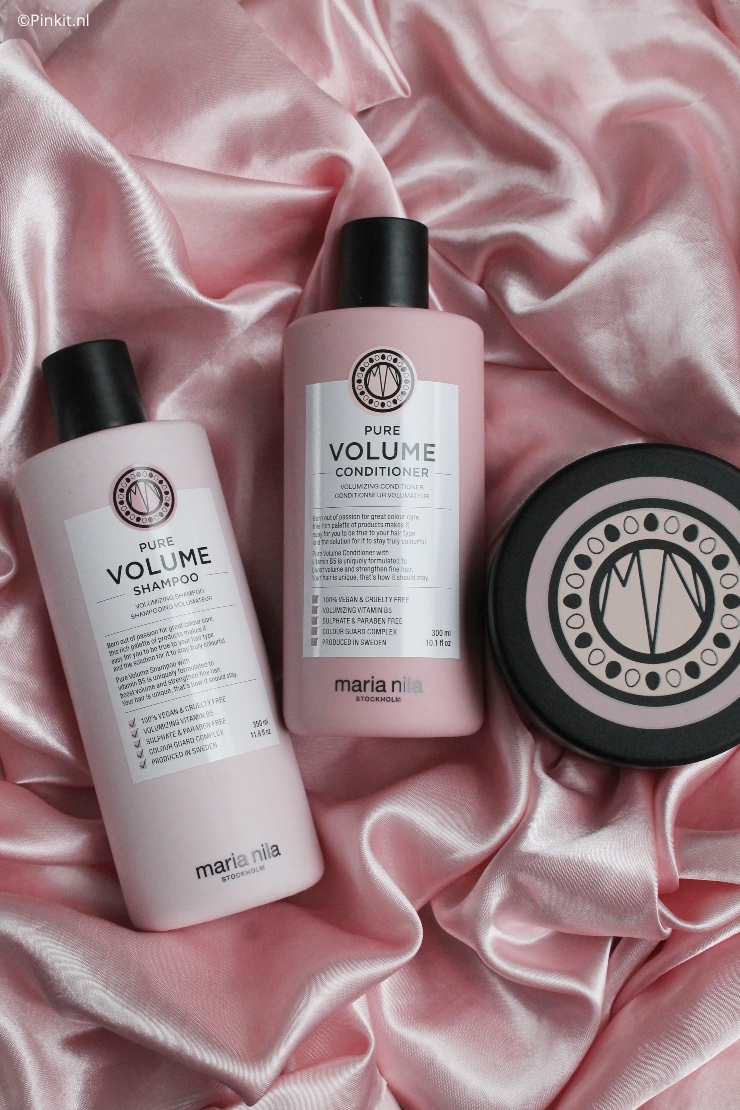 Maria Nila Pure Volume Set