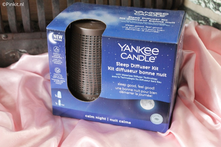YANKEE CANDLE SLEEP DIFFUSER STARTER KIT REVIEW