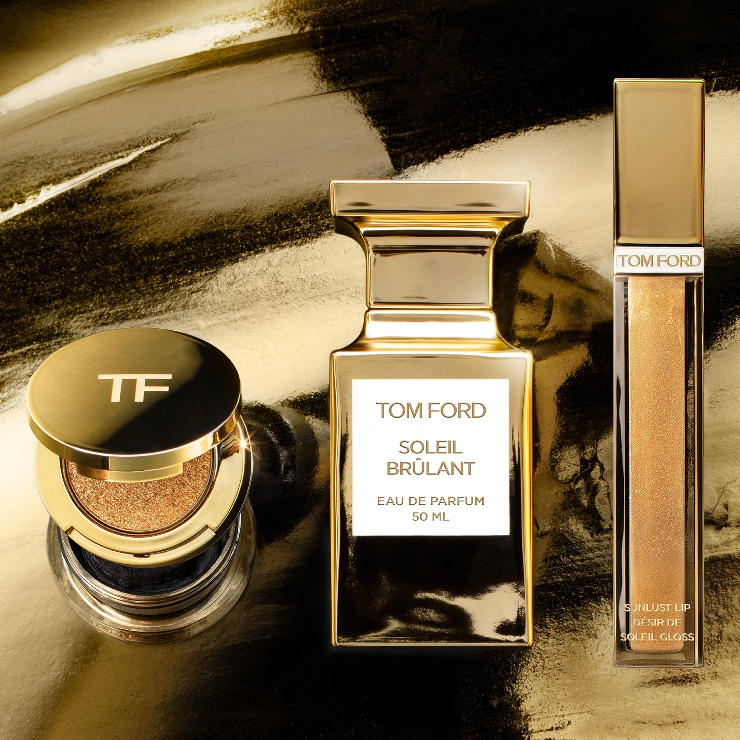 NIEUW TOM FORD BEAUTY SOLEIL SUMMER 2021