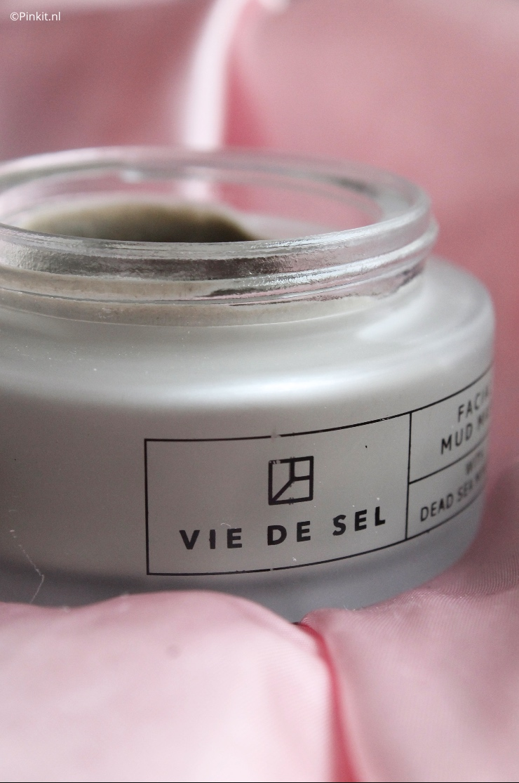 VIE DE SEL FACIAL MUD MASK