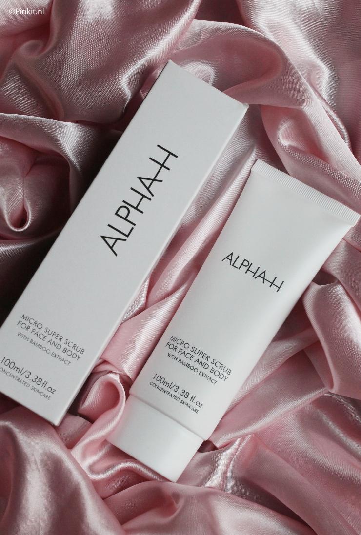 Het is alweer even geleden dat ik het merk Alpha-H heb leren kennen, vooral bij buitenlandse Youtubers zie ik dit merk steeds voorbijkomen. Ik ben de afgelopen weken aan de slag gegaan met twee producten namelijk de Micro Super Scrub & Liquid Gold Ultimate Perfecting Mask.