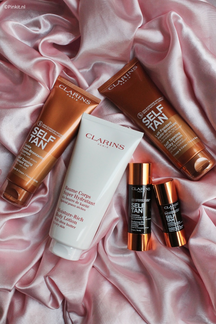 Clarins Self Tanners