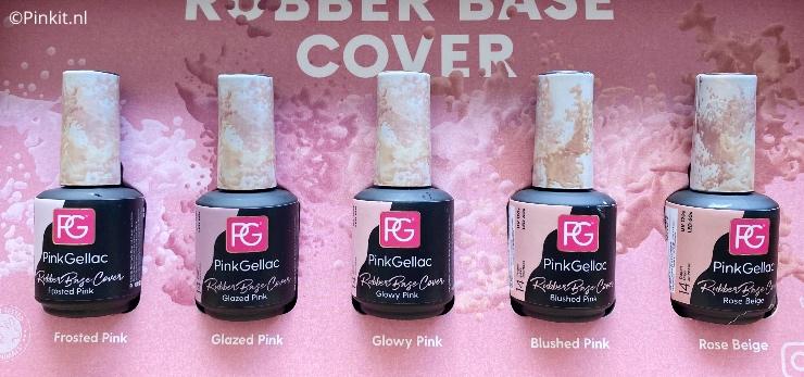 Pink Gellac heeft weer iets nieuws gelanceerd, namelijk de Rubber Base Cover in 5 prachtige tinten. Ik heb deze collectie ontvangen en ben er ook gelijk mee aan de slag gegaan. In dit artikel vertel ik wat meer over de Pink Gellac Rubber Base Cover en laat ik natuurlijk ook de swatches zien.