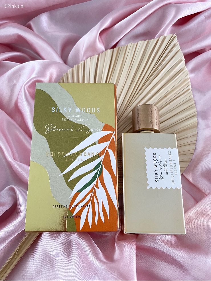 GOLDFIELD & BANKS SILKY WOODS PERFUME CONCENTRATE