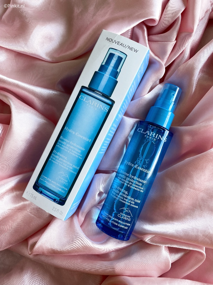 Clarins Hydrating Multi-Protection Mist