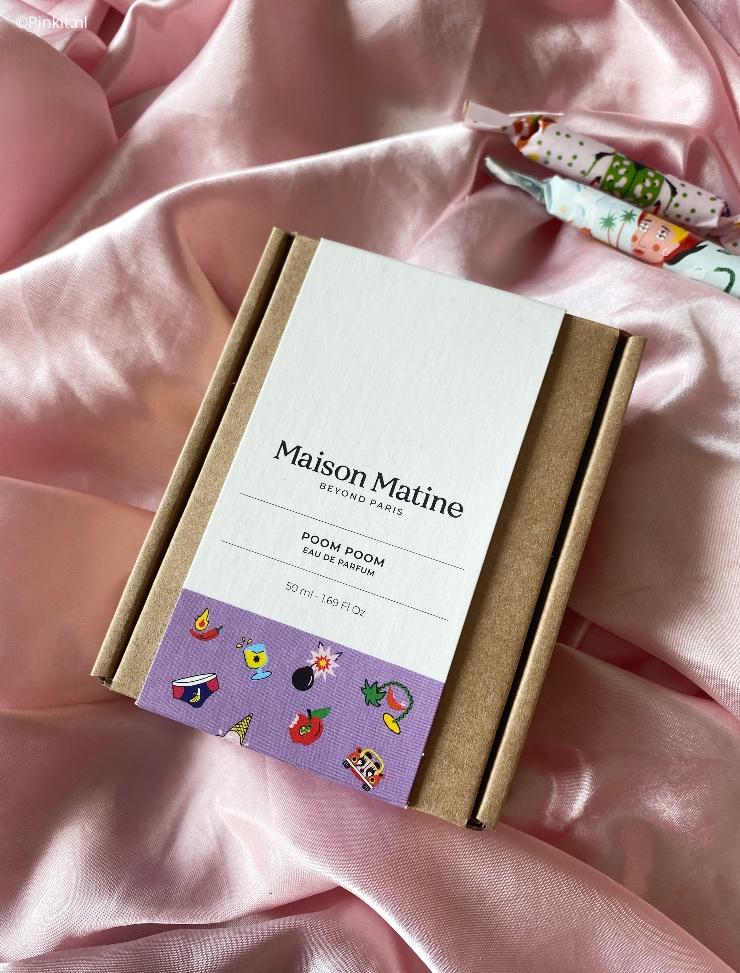 De nieuwe Maison Matine collectie is geïnspireerd op de Covid-19 periode, deze collectie bestaat uit 3 parfums: Nature Insolente, Lost in Translation & Poom Poom. Ik heb de Maison Matine Poom Poom Eau de Parfum ontvangen en daar vertel ik in dit artikel wat meer over.