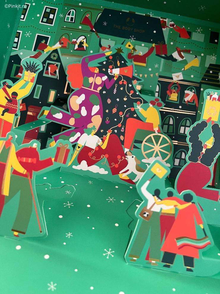 The Body Shop Share Love & Joy Ultimate Advent Calendar