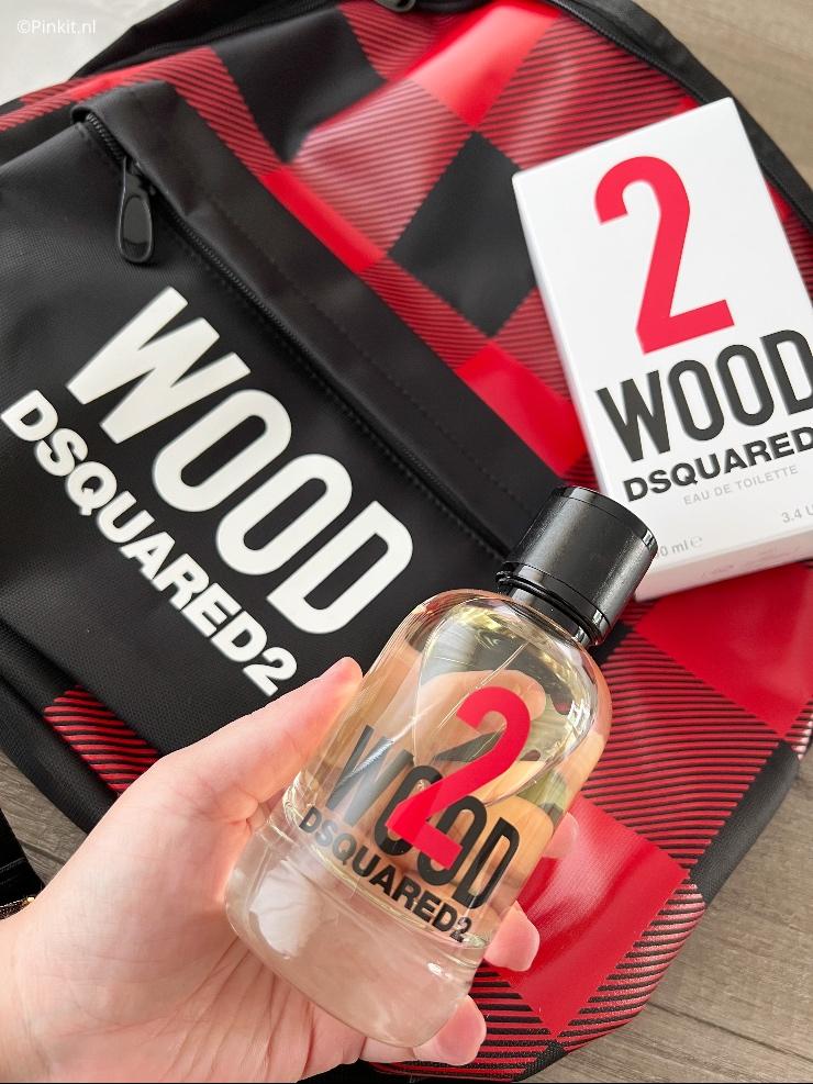 2 Wood van DSQUARED2 nieuw bij Douglas